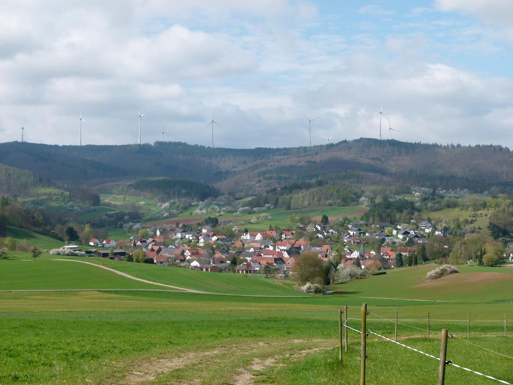 Blick auf Roßbach