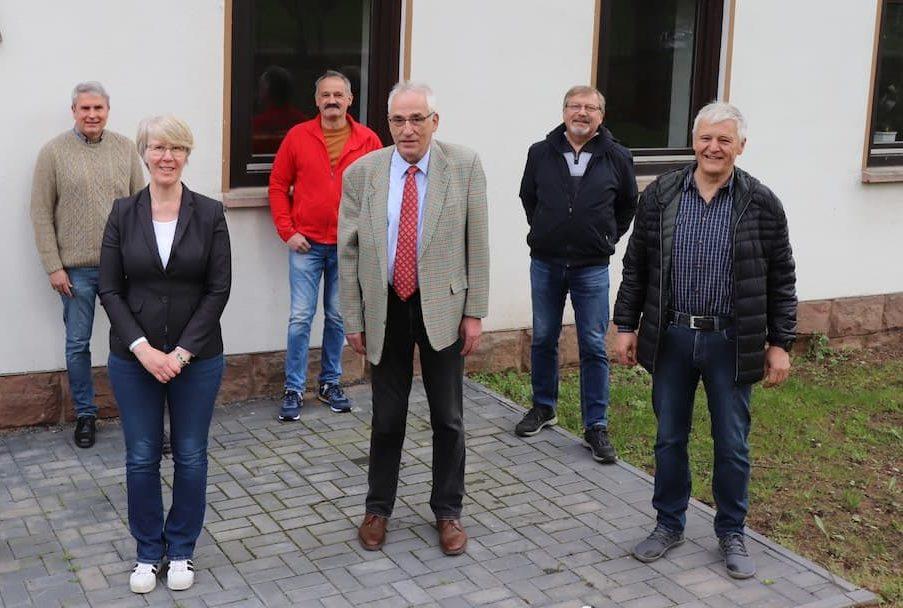 Ortsbeirat Roßbach 2021